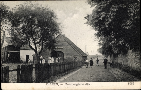 Ak Dieren Gelderland, Doesburgsche dijk 0
