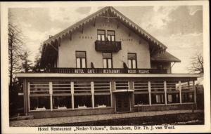 Ak Bennekom Gelderland, Hotel Restaurant Neder Veluwe