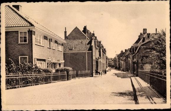 Ak Culemborg Gelderland, Goilberdingerstraat 0