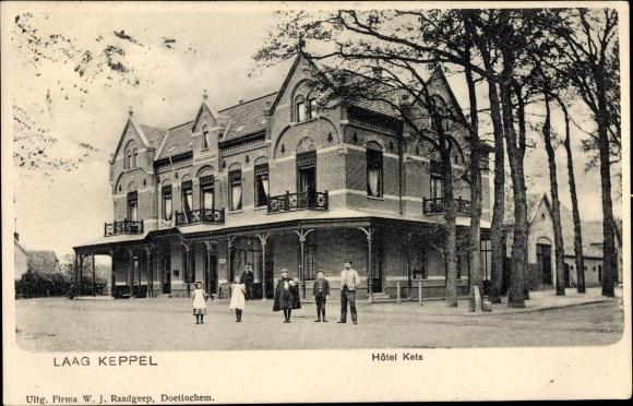 Ak Laag Keppel Gelderland, Hotel Kets 0