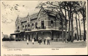 Ak Laag Keppel Gelderland, Hotel Kets