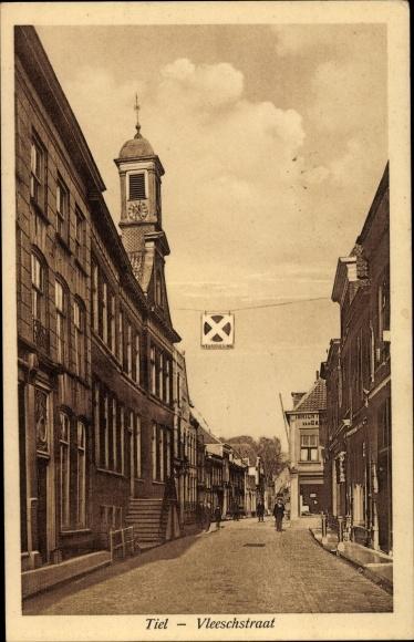 Ak Tiel Gelderland, Vleeschstraat 0