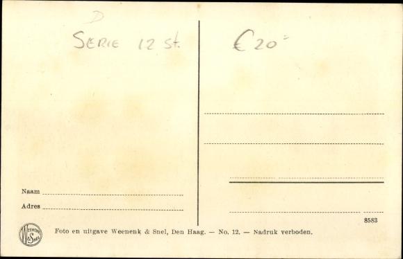 Ak Neede Berkelland Gelderland, Sturmramp Achterhoek, 01.07.1927 1