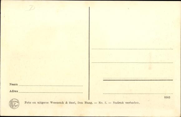 Ak Achterhoek Gelderland, Stormramp 1927, de Ruine te Neede 1