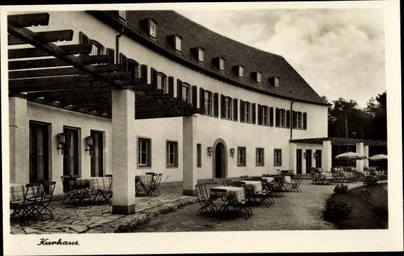 Ak Zirndorf in Mittelfranken, Kurhaus 0