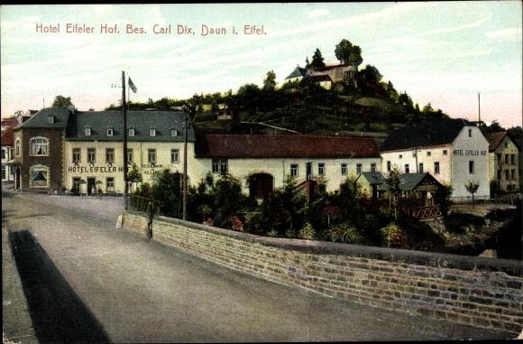 Ak Daun in der Eifel, Hotel Eifeler Hof 0