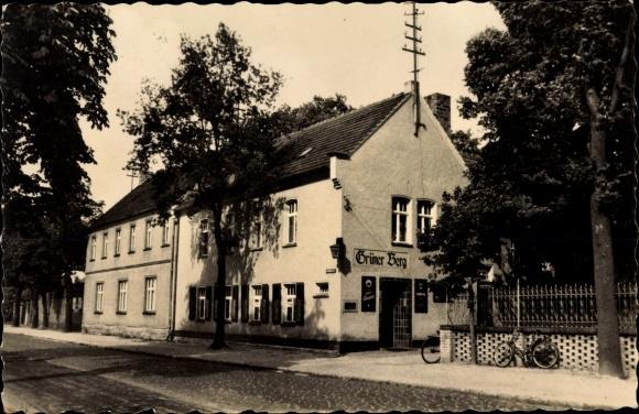 Ak Doberlug Kirchhain in Brandenburg, HOG Grüner Berg 0