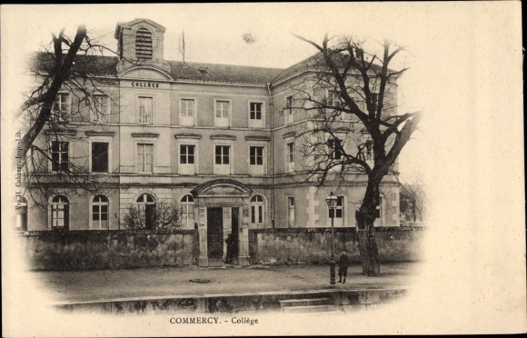 Ak Commercy Meuse, College 0