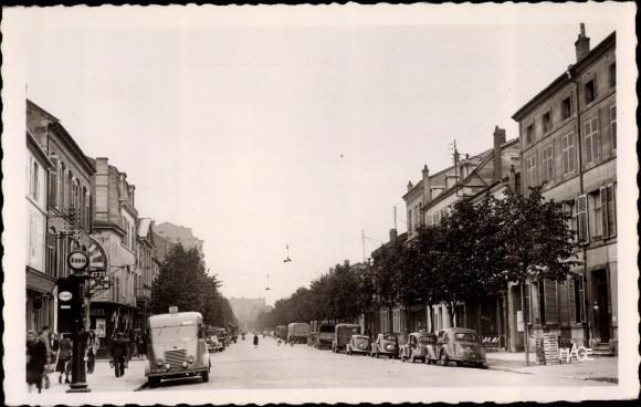 Ak Bar-le-Duc Meuse, Boulevard de la Rochelle 0