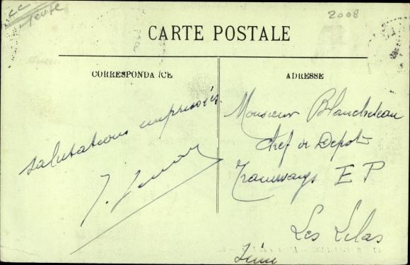 Ak Bar-le-Duc Meuse, L'Entree du Parc 1
