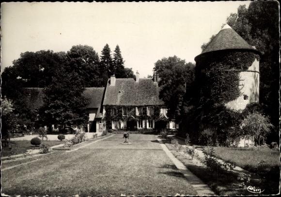 Ak Belleville Cher, Chateau le Prieure 0