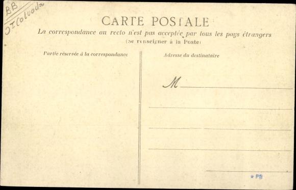 Ak Langrune sur Mer Calvados, Chateau de Tournebu 1