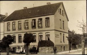 Foto Ak Hameln in Niedersachsen, Wäscherei