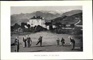 Ak Monte Carlo Monaco, Le Golf