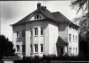 Ak Hösel Ratingen Nordrhein Westfalen, Haus Oberschlesien