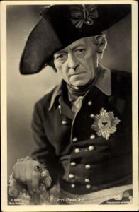 Ak Schauspieler Otto Gebühr, Ross A3326/1, Baron Münchhausen