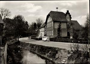 Ak Baunatal im Landkreis Kassel, Schule