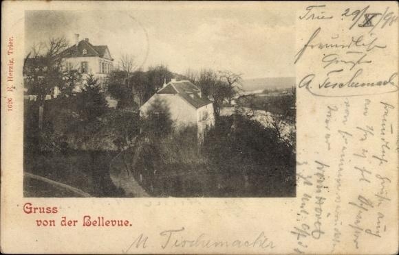Ak Trier, Villa Bellevue 0