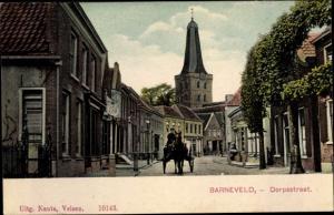 Ak Barneveld Gelderland, Dorpsstraat