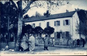 Ak Tizi Ouzou Algerien, La Gendarmerie