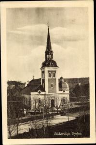 Ak Södertälje Schweden, Kyrka, Kirche