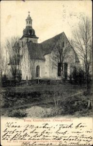Ak Linköping Schweden, Wreta Klosterkyrka, Kloster Vreta