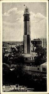 Ak Port Said Ägypten, The Lighthouse