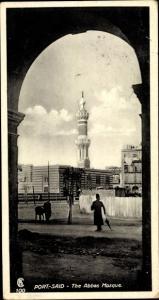 Ak Port Said Ägypten, The Abbas Mosque