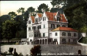 Ak Insel Madeira Portugal, Monte Palace Hotel