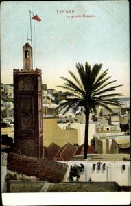 Ak Tanger Marokko, La grande Mosquee