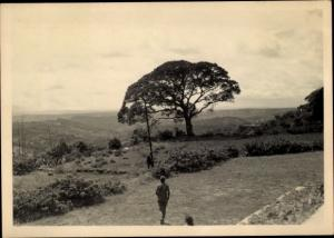 Foto Ak Kindia Guinea, Panorama