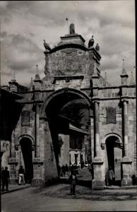 Ak Cuzco Peru, Arco de Santa Clara