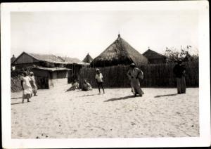 Ak Sansibar Tansania, huts, locals