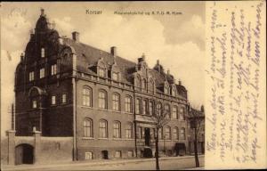 Ak Korsør Slagelse Dänemark, Missionshotellet og K. F. U. M. Hjem