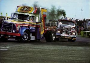 Ak Truckrennen der KNAF, Koninklijke Nationale Autosport Federatie, Laster