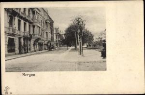 Ak Bergen Norwegen, Ortspartie