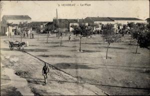 Ak Mahdia Provinz Tiaret Algerien, La Place