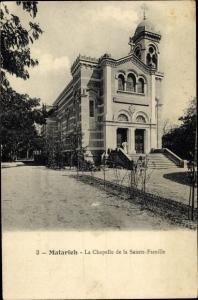 Ak Matarieh Ägypten, La Chapelle de la Sainte Famille