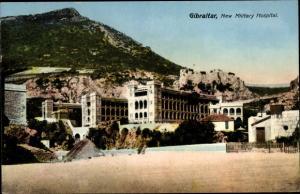 Ak Gibraltar, New Military Hospital