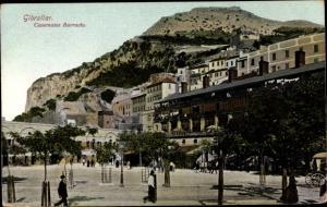 Ak Gibraltar, Casemates Barracks
