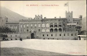 Ak Monaco, Le Chateau du Prince