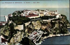 Ak Monaco, Principaute, Photochromie