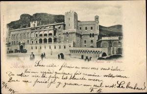 Ak Monaco, Palais du Prince