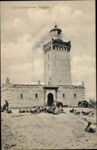 Ak Tanger Marokko, Cape Spartel