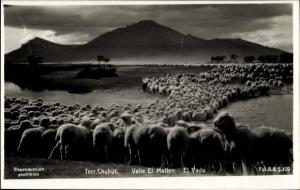 Ak El Maiten Chubut Argentien, Valle El Maiten, El Vado