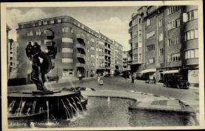 Ak Ålborg Aalborg Dänemark, Prinsenengade