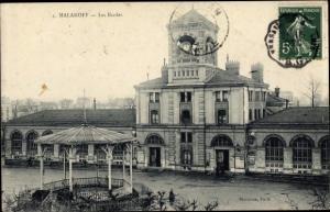 Ak Malakoff Hauts de Seine, Les Ecoles