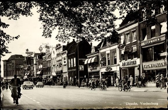 Bild zu Ak Utrecht Nieder...