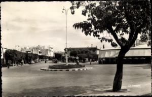 Ak Meknès Marokko, Avenue de la Republique