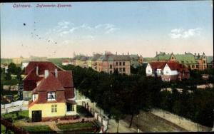 Ak Ostrów Wielkopolski Ostrow Poznań Posen, Infanterie Kaserne